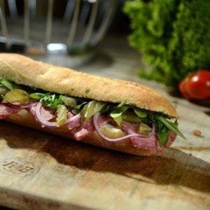 Broodje Italian Bastard