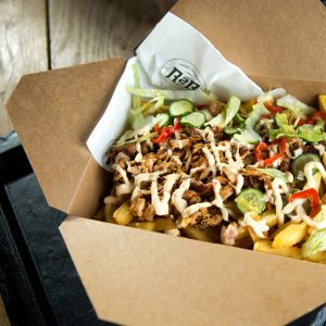 Loaded Fries R2Be Pulled