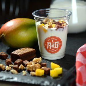 Yoghurt R2Brownie