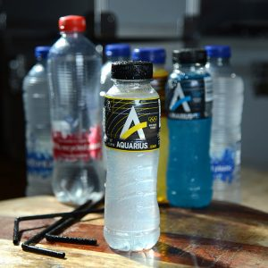 Flesje Aquarius Lemon