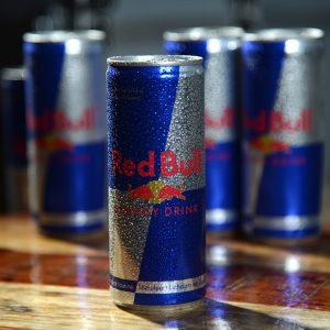 Blikje Red Bull