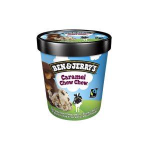 Ben & Jerry's Caramel Chew Chew 465ml
