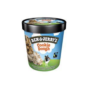 Ben & Jerry's Cookie Dough 465ml